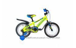 Детский двухколесный велосипед Crossride 16 BMX Alum Jersey