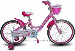 Детский двухколесный велосипед Crossride 16, 20  Vogue&acuten & Classic