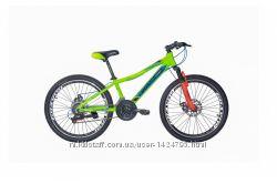Подростковый велосипед Crossride Storm 24 alum