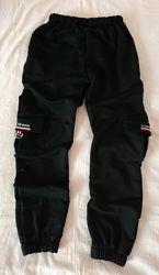 Спортивные штаны джоггеры на мальчика р. 134-164. украина