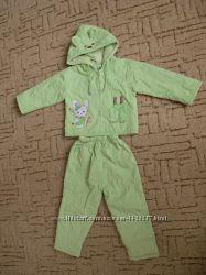 Демисезонный костюм на 2-3 годика