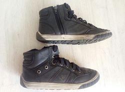 Демисезонные ботинки, р-р 36 б/у