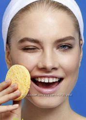 Губка для мягкого удаления макияжа, масок и очищения кожи