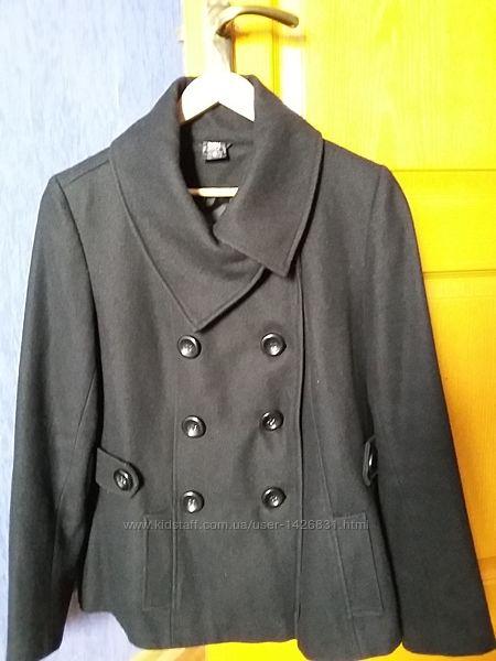 Полупальто, пальто Bay size 16 L шерсть