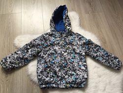 Легкая куртка ветровка Zironka курточка на 6-7 лет 116-122 см для мальчика