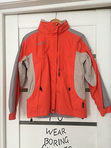 Спортивная женская термо куртка Columbia Omni Tech набор с кофтой S XS