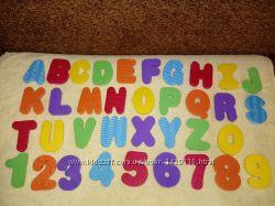 Мягкие буквы и цифры