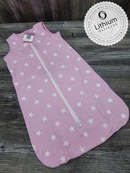 Детский спальный мешок для малышей impidimpi германия - разн. цвета