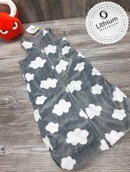 Детский спальный мешок для малышей impidimpi Тучка - теплый