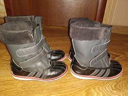 Сапоги Adidas, размер 26 и 27