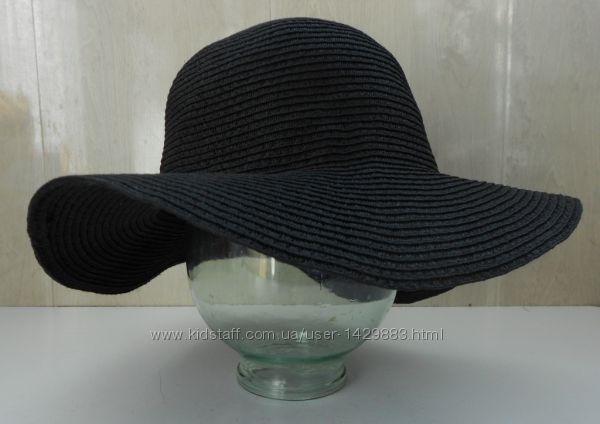 Шляпа панама широкополая женская
