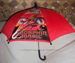 Зонт Могучие рейнджеры Power Rangers
