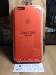 Силиконовая накладка бампер Apple Case КОПИЯ