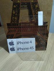 Защитное стекло iPhone 4 4s 5 5s 5c se