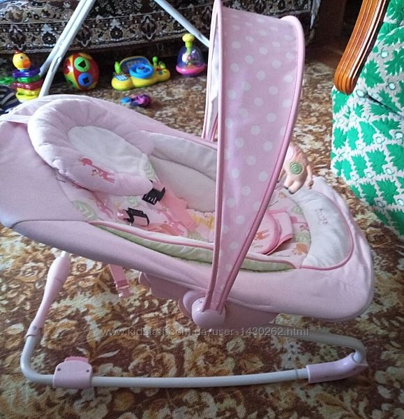 Кресло-качалка Comfort & Harmony Bright Starts