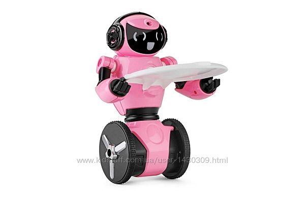 Робот на радиоуправлении WL Toys F1 с гиростабилизацией. белый