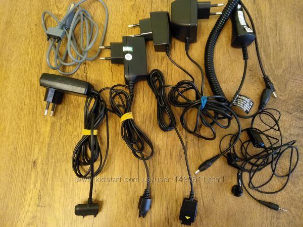 Зарядное устройство, зарядка к Samsung, Sony Ericsson, Nokia