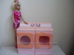 Интерактивная стиральная машина для Барби Barbie оригинал Маттел