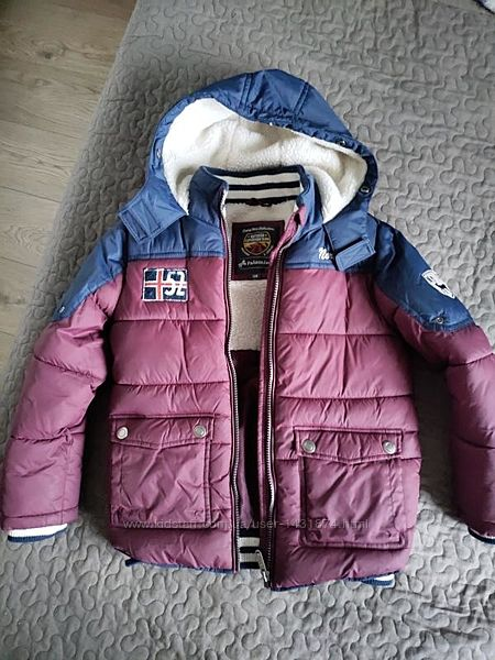 Теплая куртка Palomino