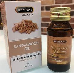 Ароматическое масло сандала Хемани Нemani 30 мл. Пакистан