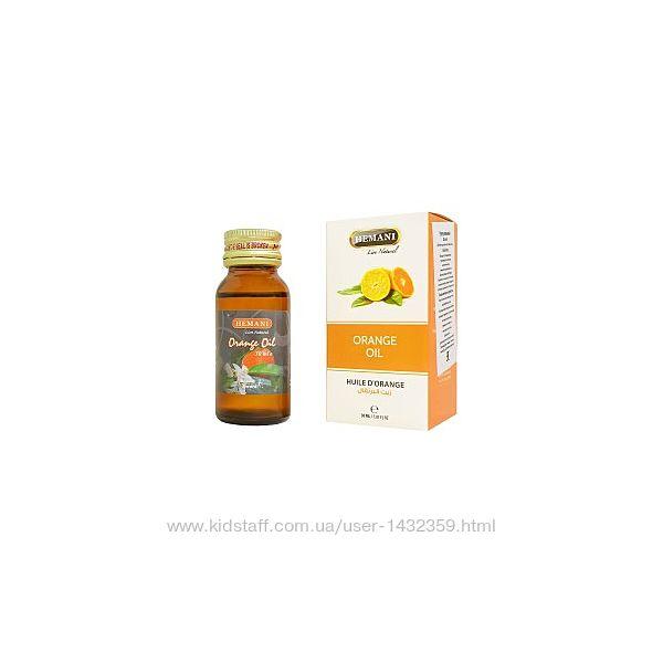 Ароматическое масло апельсина Хемани Hemani Orange Oil 30 мл. Пакистан
