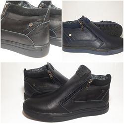Мужские стильные зимние ботинки Мульти шуз,