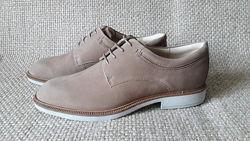 Туфлі шкіряні оригінал Ecco Vitrus 640204 розмір 44