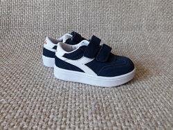 Кросівки замшеві Diadora оригінал розмір 22