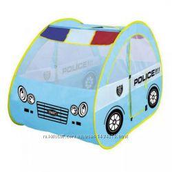 детская палатка полиция