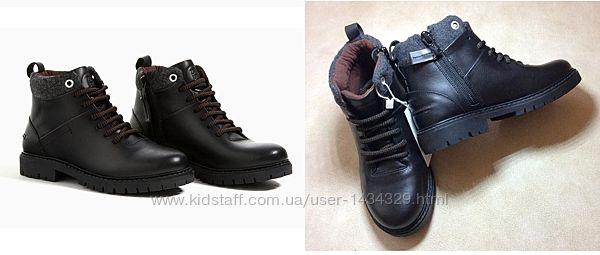 Кожаные ботиночки ZARA. Разные модели и размеры.