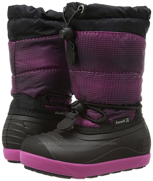 Зимние термосапожки и ботинки от известных брендов.