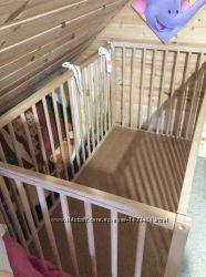 Дитяче ліжечко детская кровать Ikea