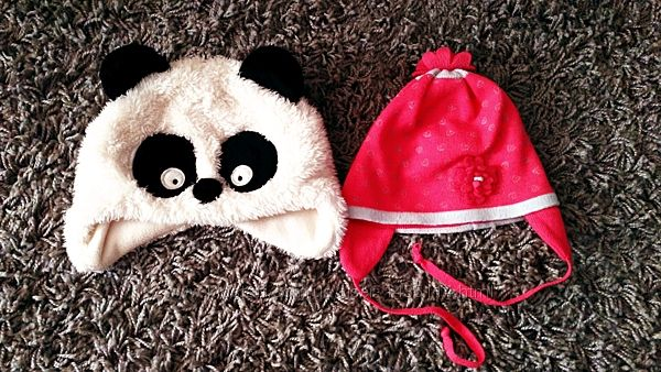 Шапка панда C&A, шапки