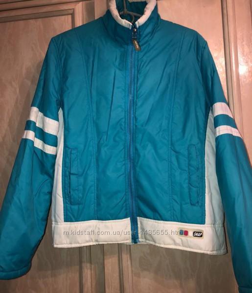 Спортивная куртка snap размер л- хл