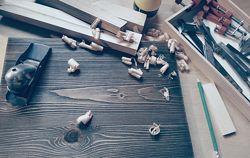Изделия из дерева. Столярная мастерская