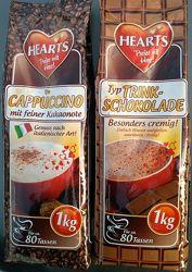 Капучино, Гарячий шоколад Hearts 1kg