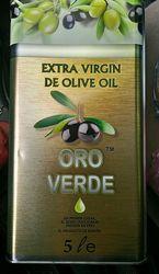 Оливковое масло Oro Verde 5 л