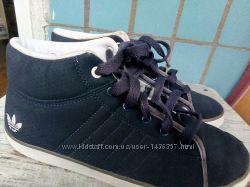 Высокие кеды хайтопы Adidas 23см