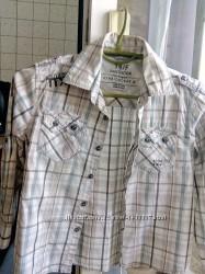 Рубашка Next 6 лет 116-122рост