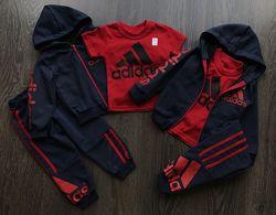 Продам детский спортивный костюм 3-ка для мальчика