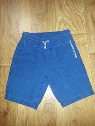 Шорты 92-110 синие красные LC Waikiki