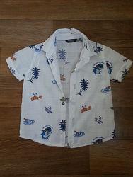 Рубашка 92-98 для мальчика