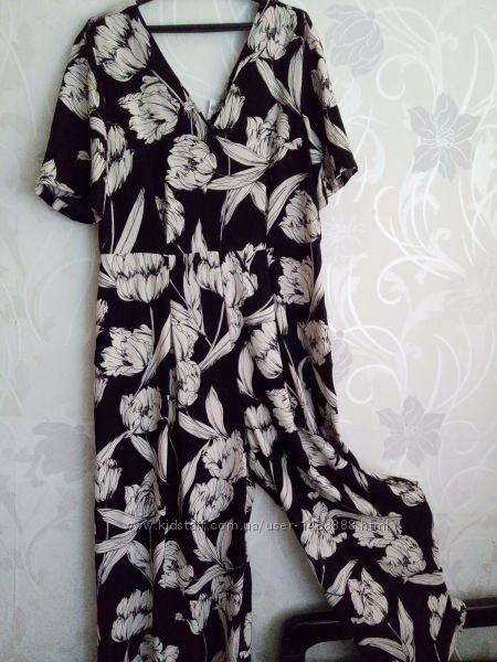 Комбинезон платье Lindex 52 размер