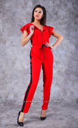 Продам женский комбинезон Poliit 5154 размер 38 цвет красный