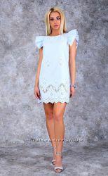 Продам платье Poliit 8611 цвет голубой