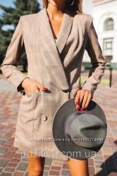 &nbspДвубортное платье - пиджак Манхэттен две расцветки