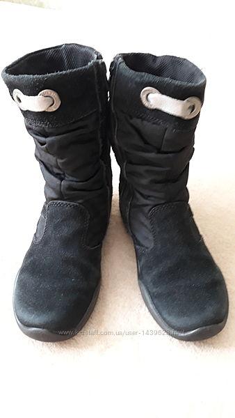 Ботинки ЕССО для девочки 33 размера