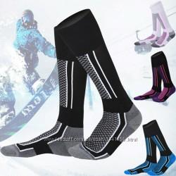 Носки лыжные детские спортивные, разные цвета и размеры