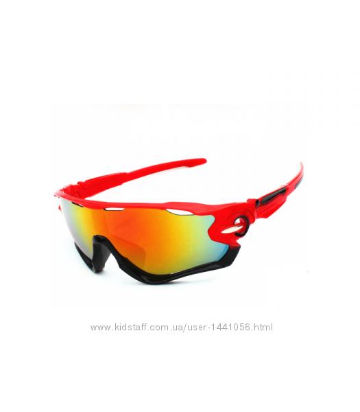 Очки спортивные, велосипедные, разные цвета