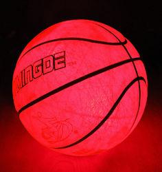 Баскетбольный Мяч с LED Подсветкой Размер 7